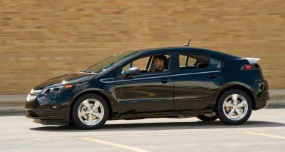 Chevrolet Volt il video dei primi test su strada
