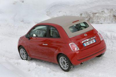 """Fiat 500C: nuove immagini in attesa del """"Porte aperte"""" il 4 luglio"""