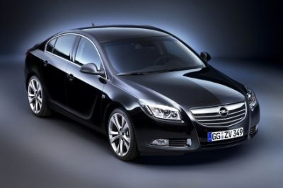 Opel Insignia prima nelle classifiche di vendita in Italia