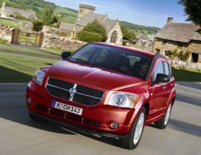 Salone di Francoforte: nuovo Dodge Caliber
