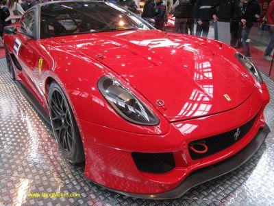 Detroit Auto Show la Ferrari non ci sarà ufficialmente, presente solo una 599XX  00