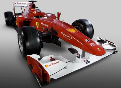 nuova Ferrari F10 00