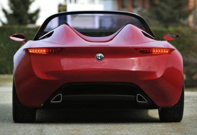 2uettottanta concept car su base meccanica Alfa Romeo 00