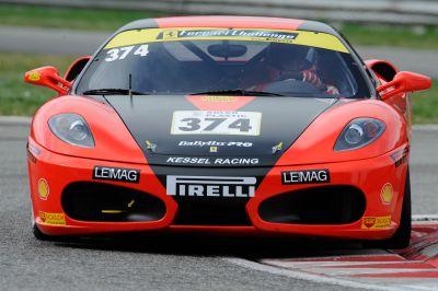 Ferrari Challenge Europa due podi a Monza per Kessel Racing 00
