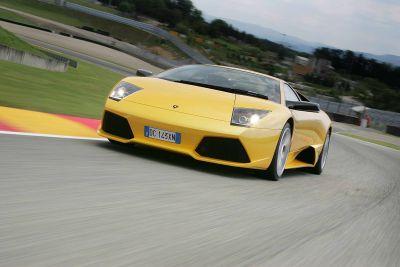 Lamborghini Murcielago LP640  Will it Drift