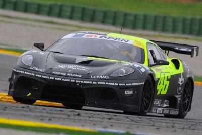 GT Open grande inizio per Kessel Racing 00