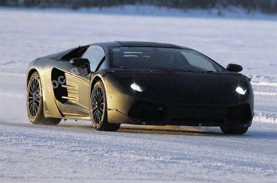 Lamborghini parola d'ordine riduzione del peso