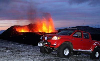 Vulcano Eyjafjallajökull le considerazioni di Lotus e la sfida di Toyota