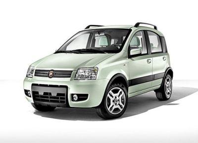 724 km con 30 Euro è la Fiat Panda Natural Power l'auto più conveniente secondo l'ADAC 01