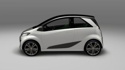 Lotus City Car Concept