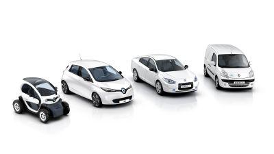 Al via gli Eco-Incentivi Renault sui veicoli Elettrici e Gpl