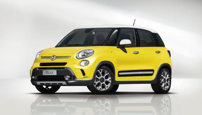 Fiat 500L Trekking: prezzi a partire da 19.650 euro