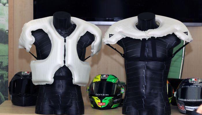Sicurezza in moto: i segreti del sistema D-air Racing firmato Dainese