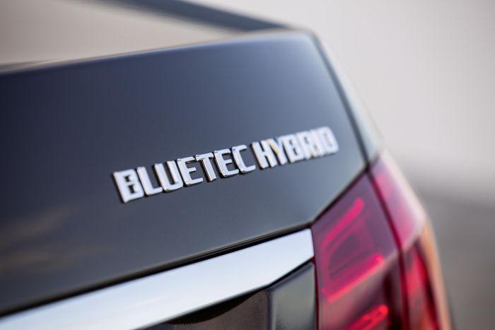 Mercedes-Benz Classe E BlueTEC Hybrid BlogMotori.com - Autodromo di Modena