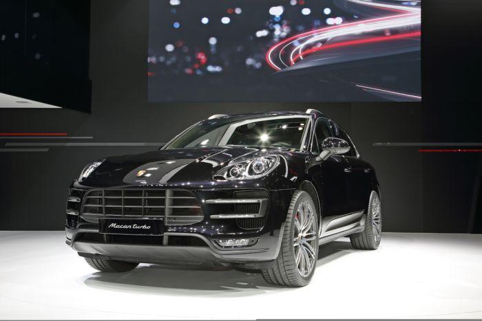 Intensamente Porsche con la Macan in una nuova era digitale