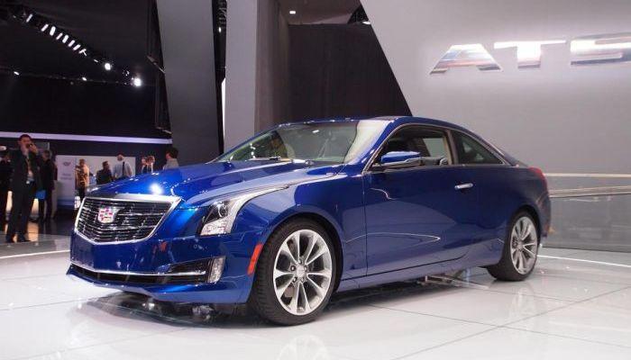 Cadillac ATS Coupé, Elmiraj e il nuovo SUV Escalade protagoniste di Ginevra 2014