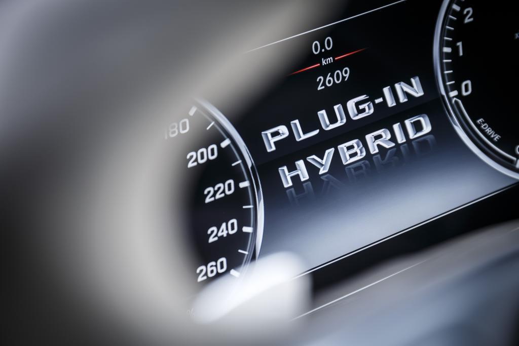 classe S 500 plug in hybrid 5