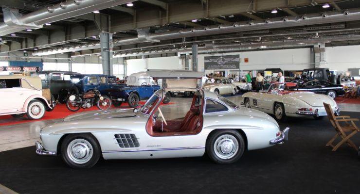 Oggi al via Verona Legend Cars: nella città scaligera le auto uniche al mondo