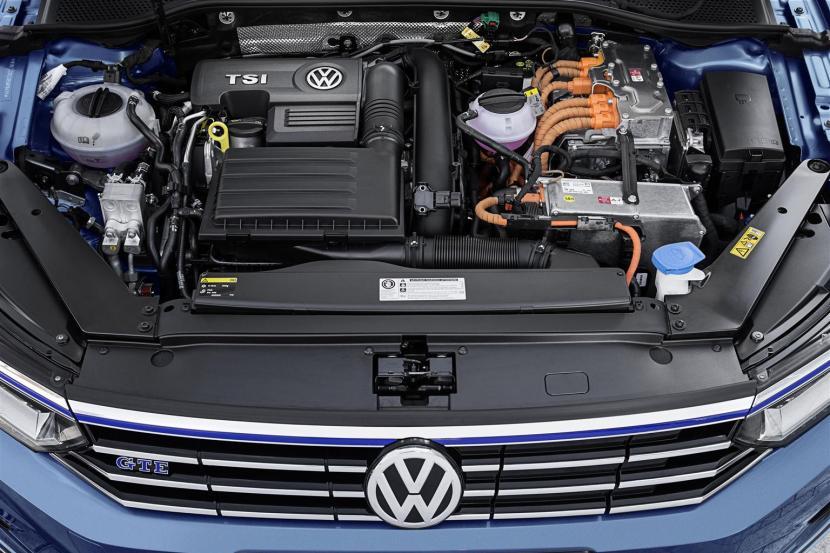 Passat GTE ibrida plug-in con motore 1.4 TSI + motore elettrico da 218 CV 2