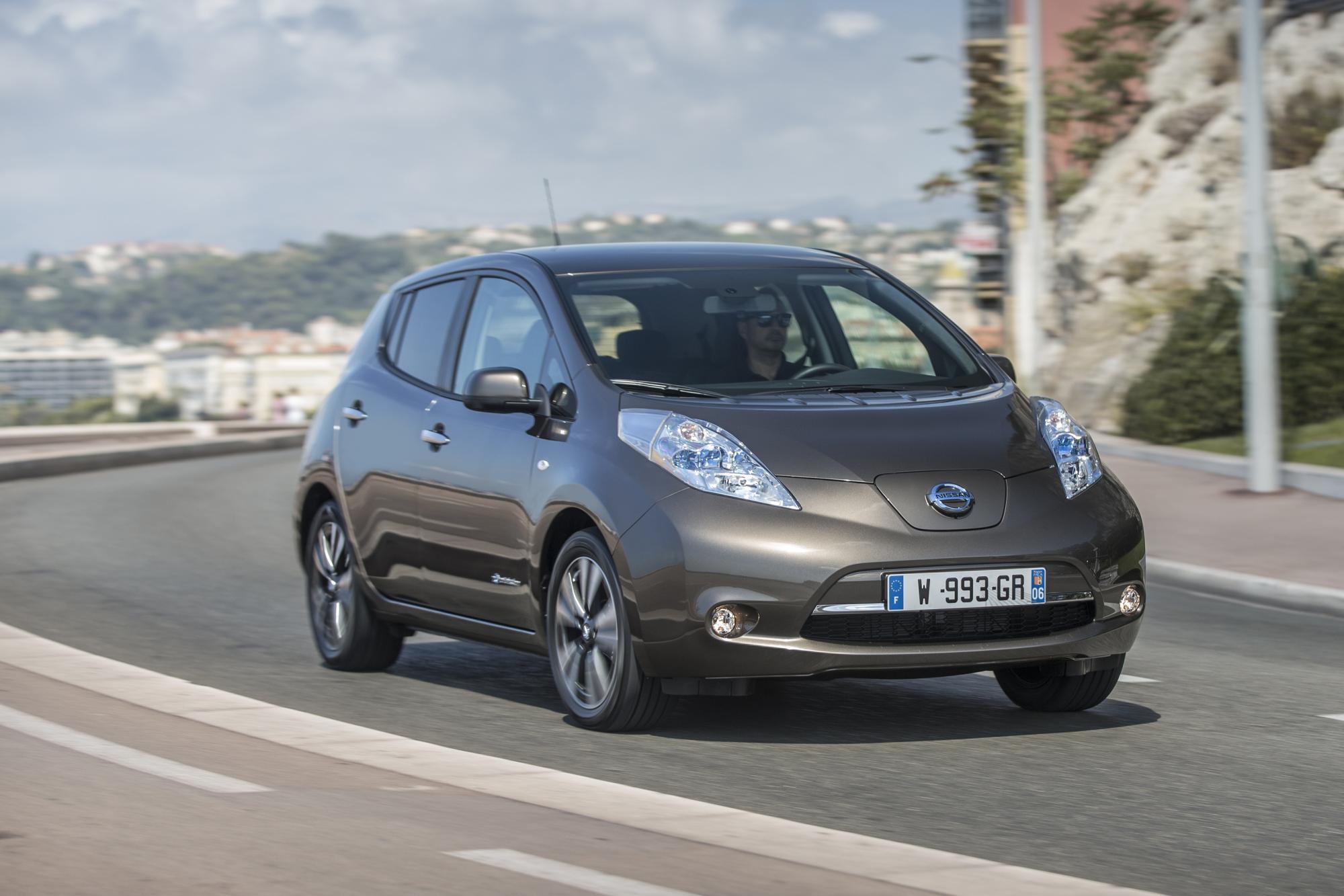 Nissan Leaf 2016 1