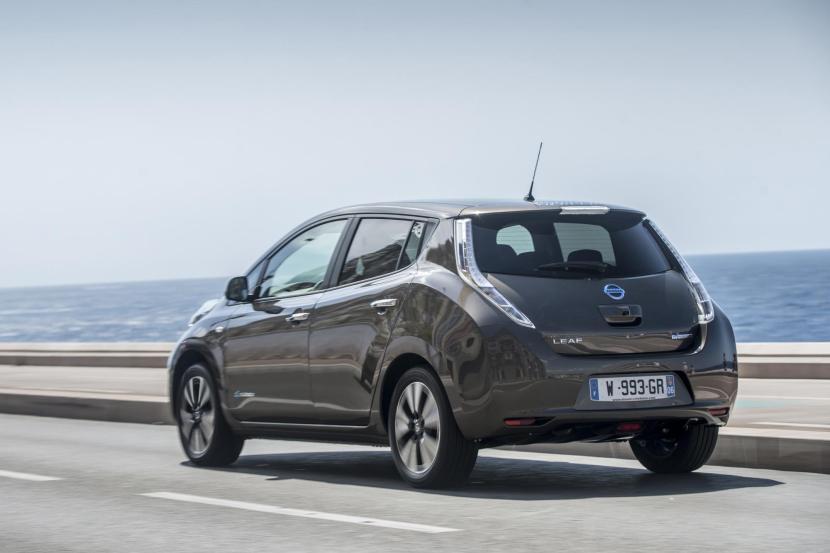 Nissan Leaf 2016 3