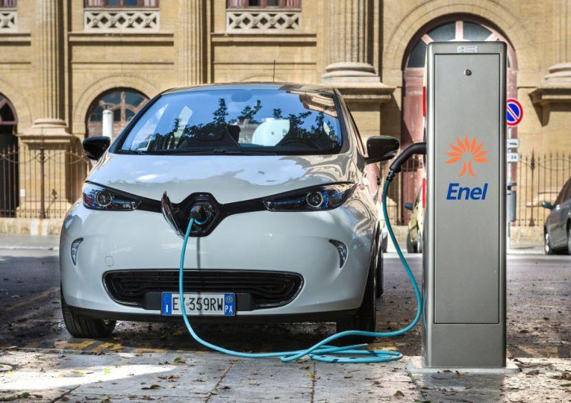 Car Sharing elettrico Renault e Enel scommettono su Palermo 4