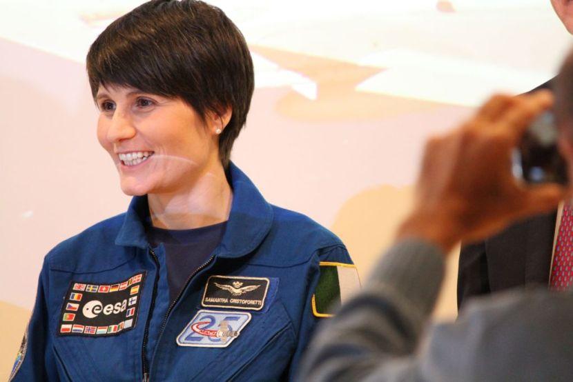 Cristoforetti Astronauta ESA_ MUSE Trento BLogMotori 3