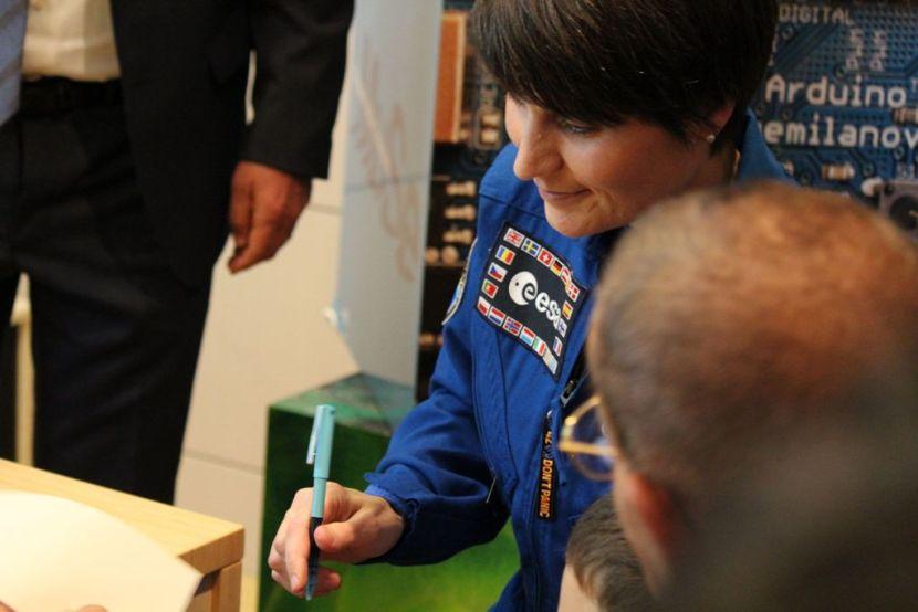 Cristoforetti Astronauta ESA_ MUSE Trento BLogMotori 9