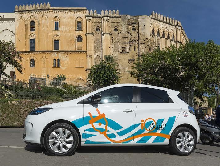 Renault ZOE a Palermo 2
