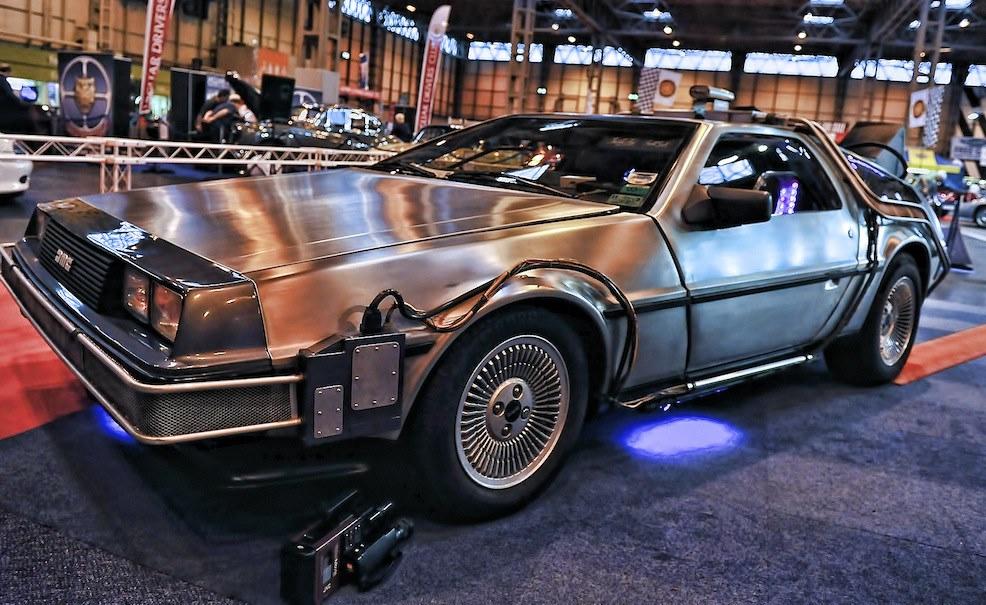 Ritorno al Futuro Back to the Future DeLorean 3