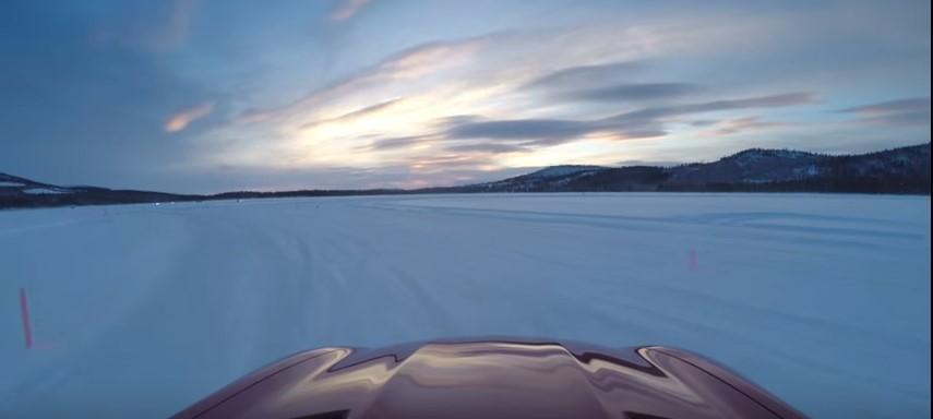 AMG Driving Academy 2016 location esclusive, in pista e su neve e ghiaccio 5