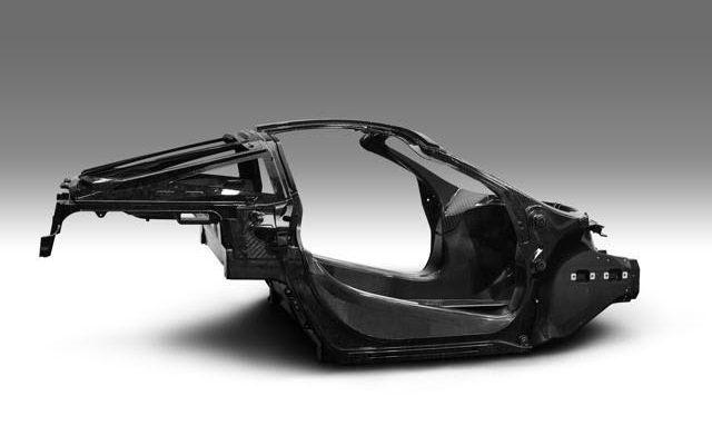 Nuova supercar McLaren al Salone di Ginevra 2017