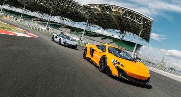 Pure McLaren Race Accademy