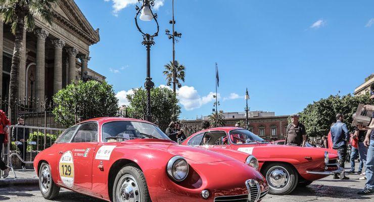 Alfa Romeo alla Targa Florio 2017