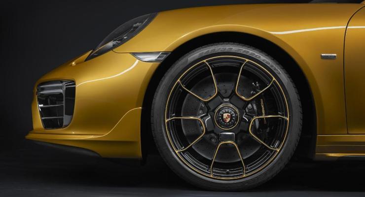 911 Turbo S Exclusive Series: più potente e unica che mai