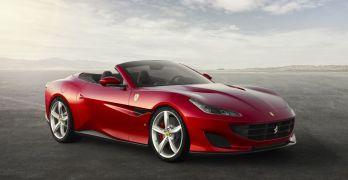 Ferrari Portofino, ecco la nuova California