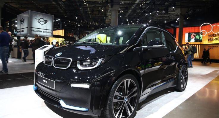 Le novità BMW nel settore elettrico a Mobility Challenge