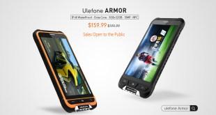Ulefone Armor caratteristiche tecniche