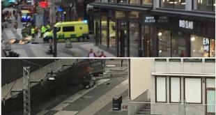 attacco terroristico a stoccolma
