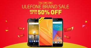 Ulefone offerte su Aliexpress