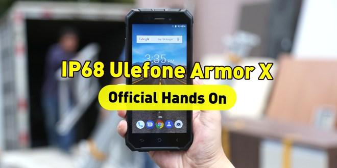 Ulefone Armor X