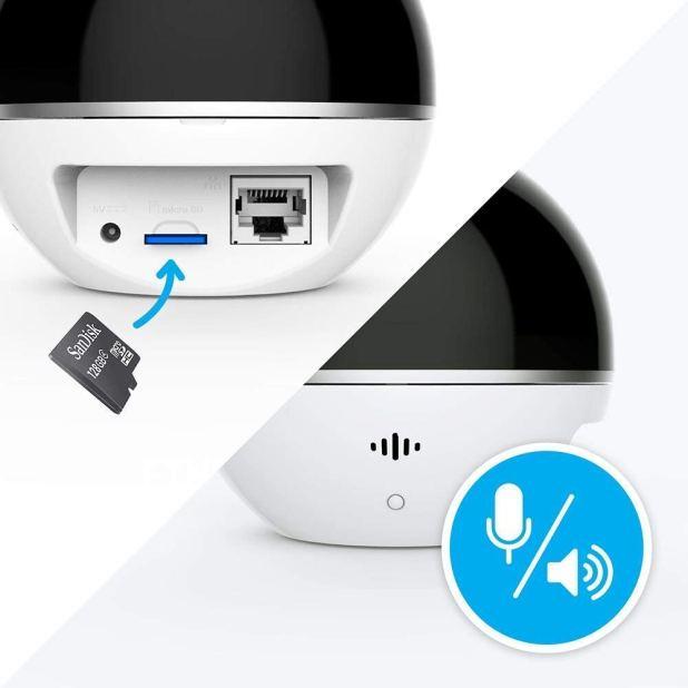 Camera IP EZVIZ CT6