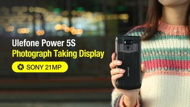 Prova fotografica Ulefone Power 5S