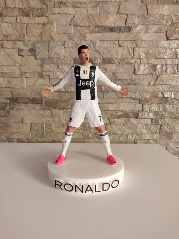 Cristiano Ronaldo in 3D