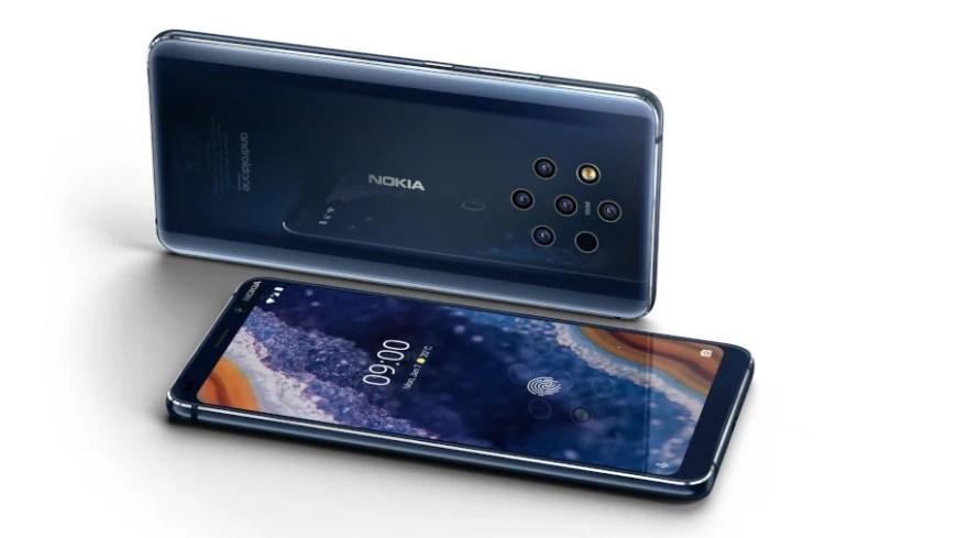 Nokia 9 PureView Yaklao