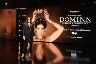 """Domina, su Sky ecco la storia di Livia Drusilla. Kasia Smutniak: """"E' stata la prima vera femminista"""""""
