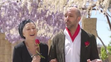 La Vacinada: la nuova canzone di Checco Zalone, con Helen Mirren nel video (Testo e Video)