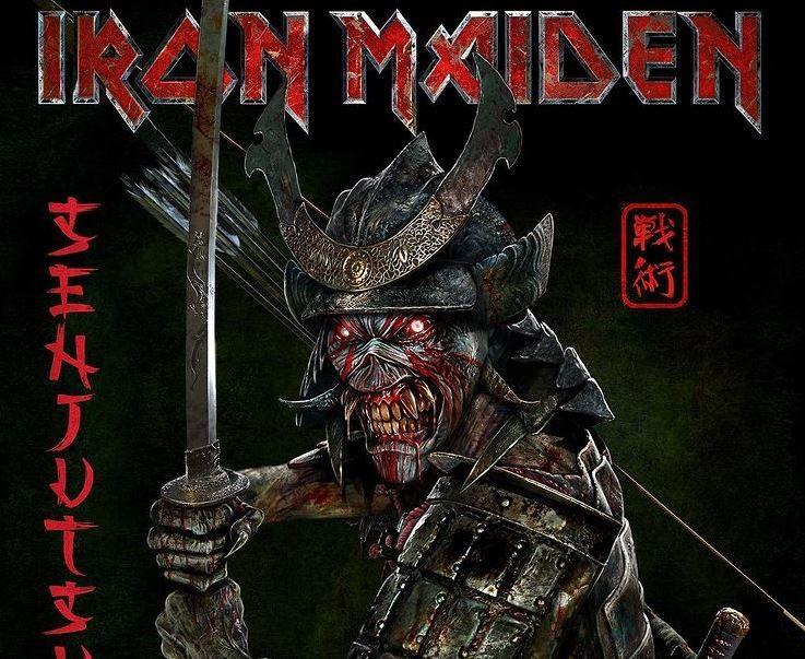 Senjustsu, il nuovo album degli Iron Maiden esce il 3 settembre 2021