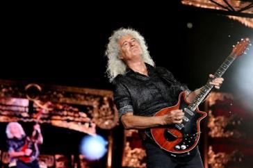 Brian May a Che tempo che fa, stasera su Rai3