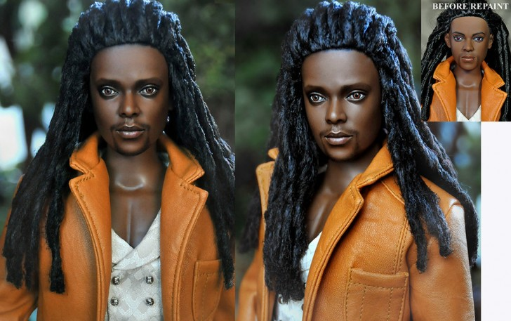 muneco Edi Gathegi Laurent crepusculo